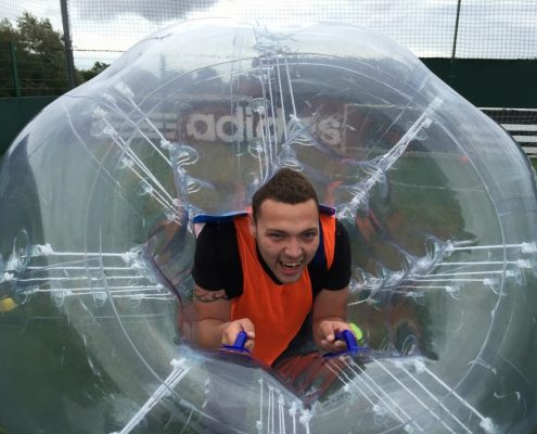 South Wales Activities Bubble Football in Swansea is the home of action packed fun for all ages.